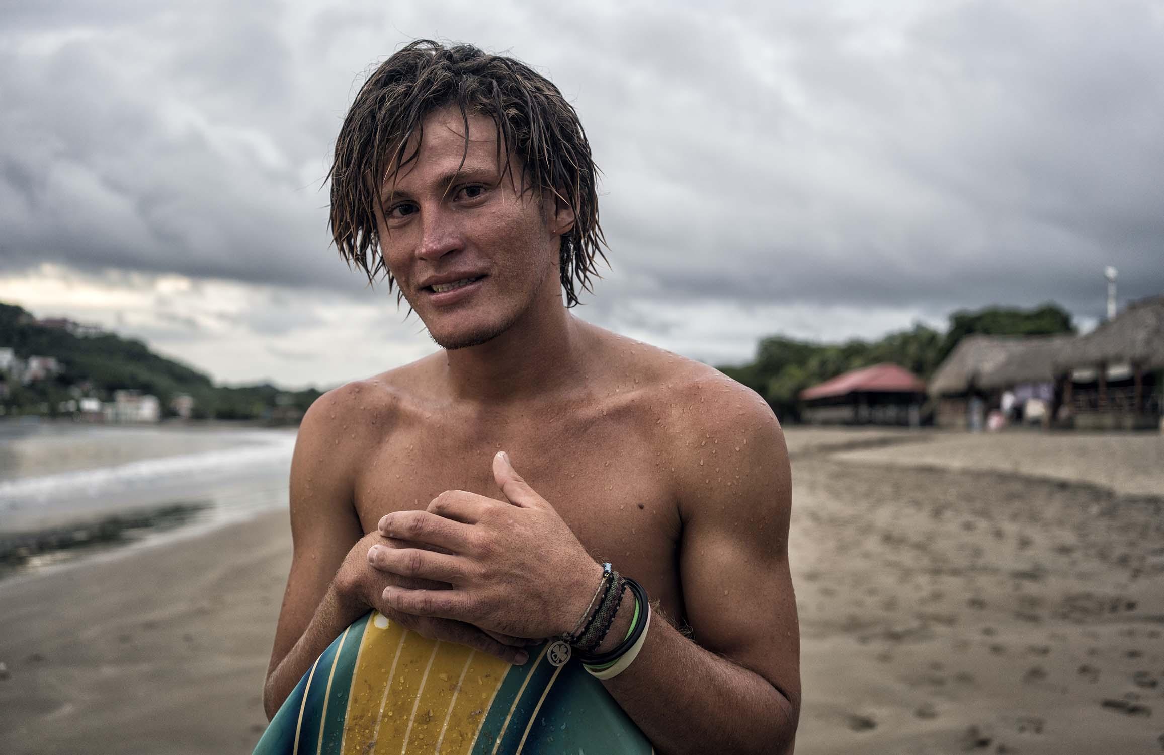 Sörf benim hayatım